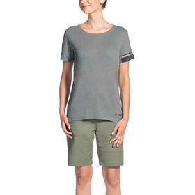 VAUDE Cevio T-Shirt Women pewter grey